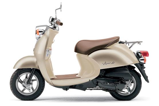 The 2013 Yamaha Vino Classic