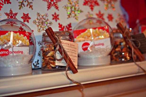 winter wonderland party favors