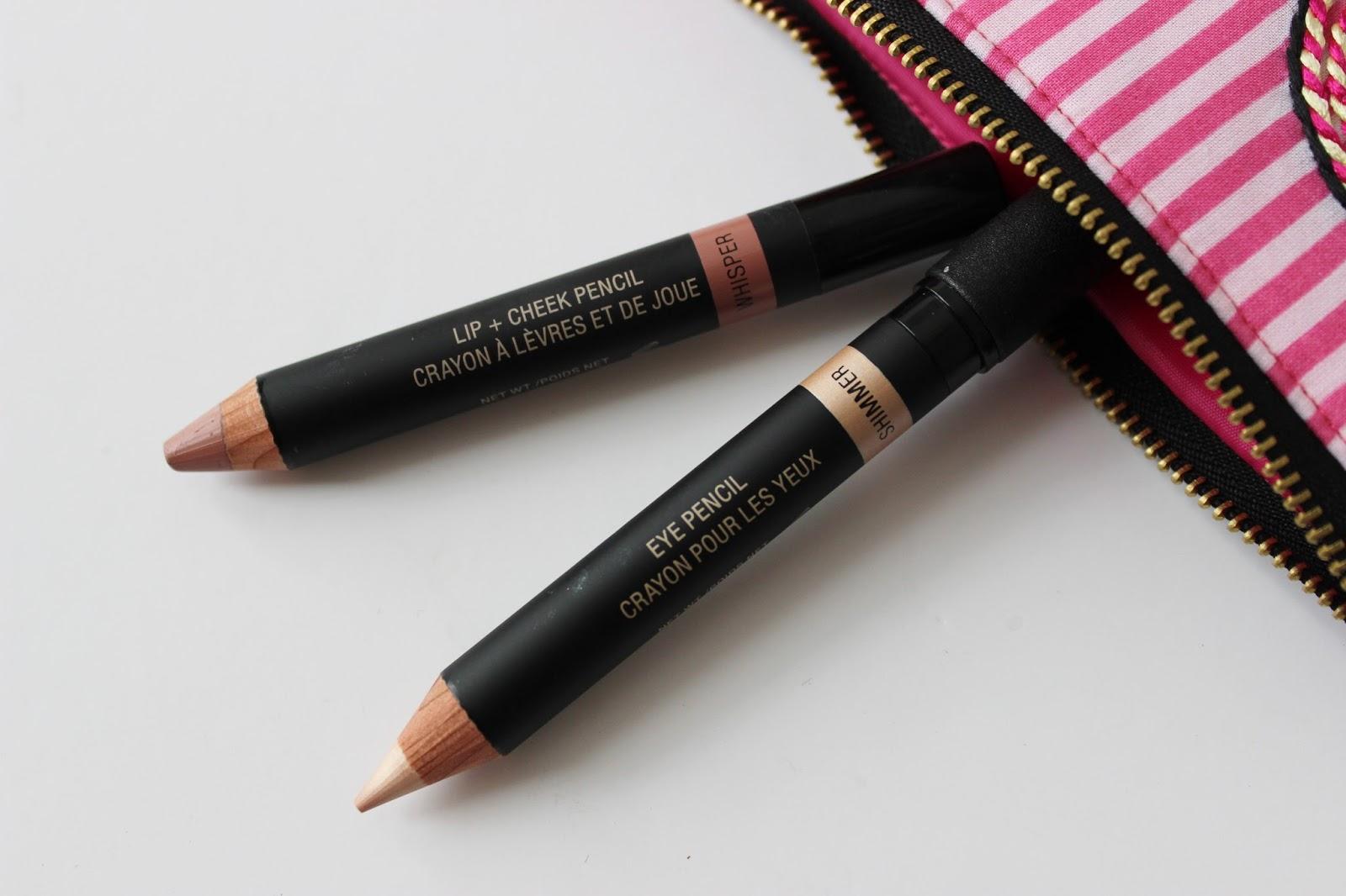 Nudestix makeup crayons