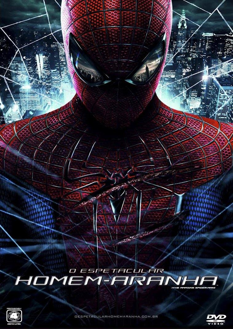 O   Espetacular   Homem-Aranha   Dublado HDTS 2012