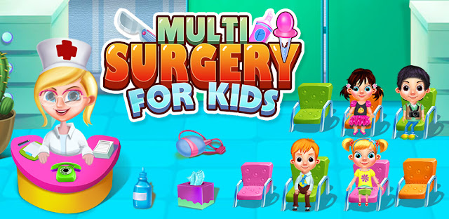 surgery game for kids