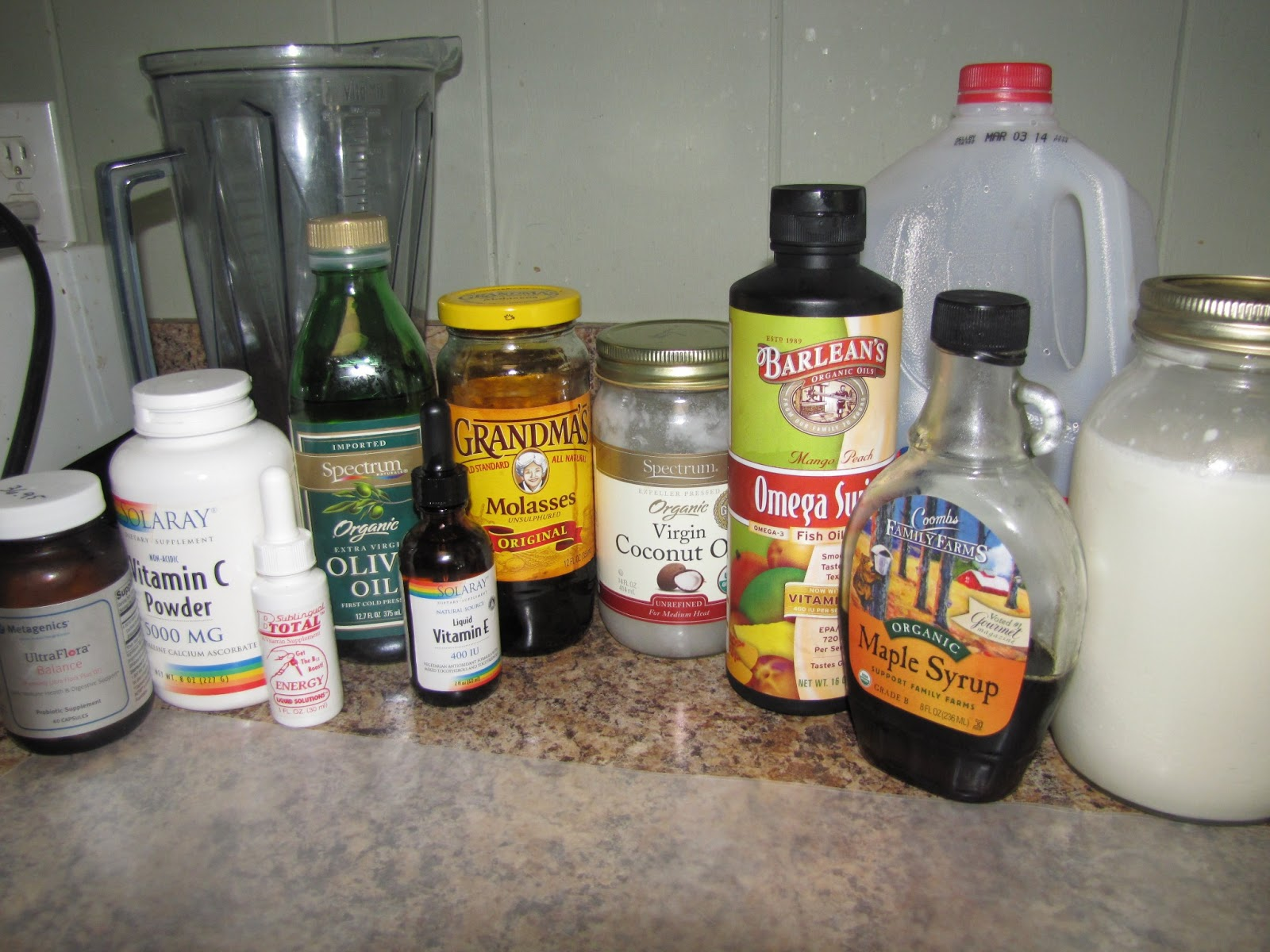 There are several other recipes on Pinterest, but this is the recipe I use: Goat's Milk Formula 2 cups goats milk (I've used Meyenberg goat milk from Kroger ...