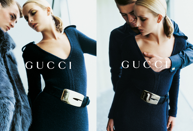 Gucci for Tom Ford Fall Campaign