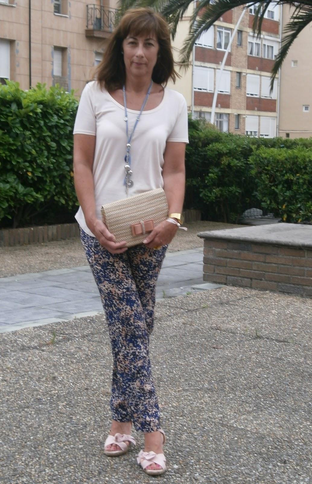 Br jula de estilo mis looks otro pantalon estampado - Brujula de estilo ...
