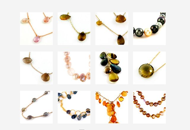 Handmade Gemstone Jewellery