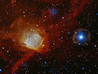 Пульсар SXP 1062 в Малом Магеллановом Облаке