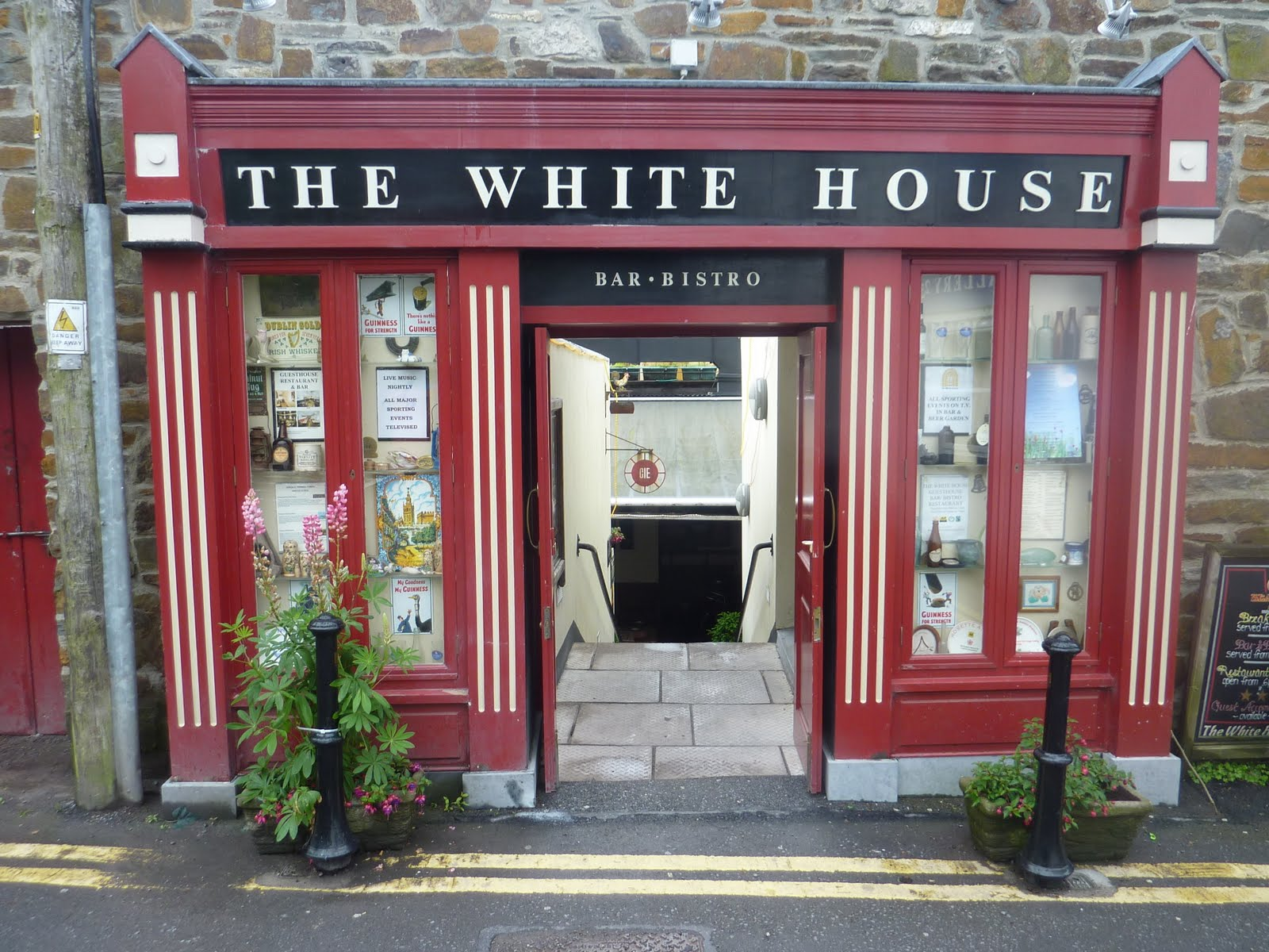 K Jones Kinsale We stayed a night at the White
