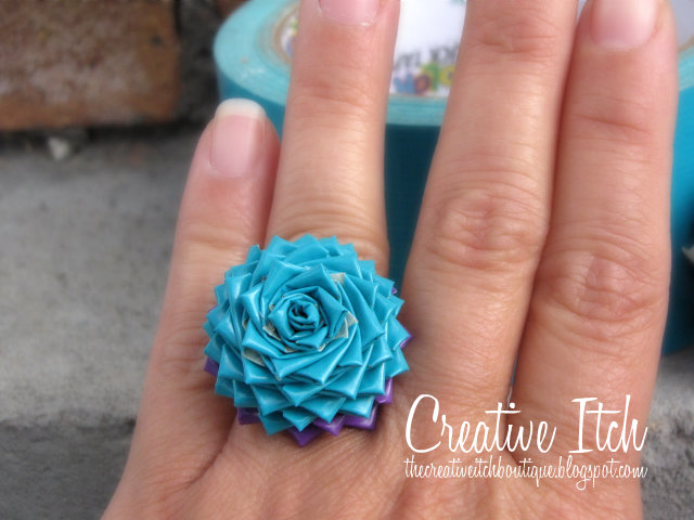 Creative Itch Duct Tape Flower Rings. Violet Rings. Anime Engagement Rings. Setting Rings. Wedding Photoshoot Wedding Rings. Kunzite Rings. Pale Green Engagement Rings. Name Written Engagement Rings. Tiger Rings