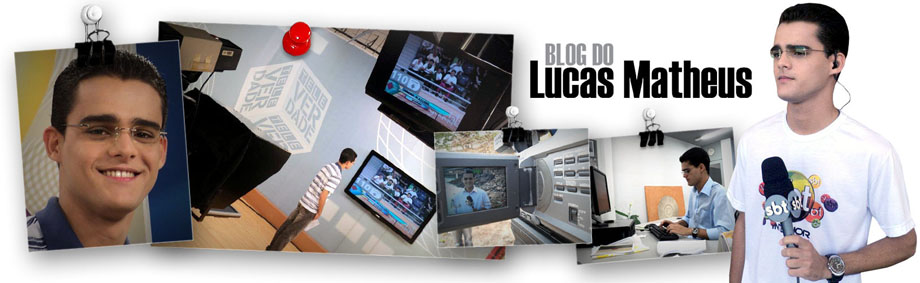 BLOG DO LUCAS MATHEUS