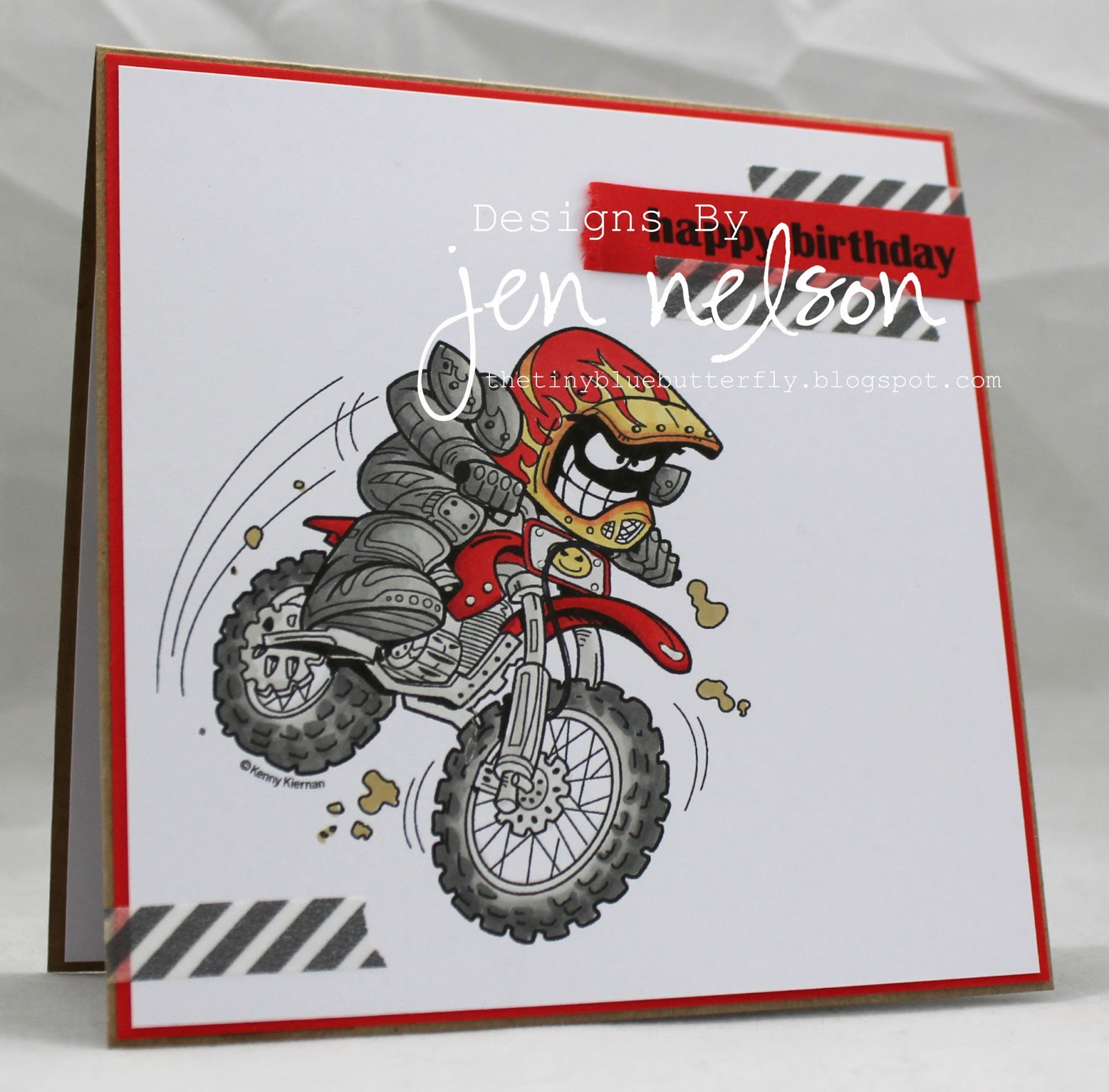 dirt bike birthday card thevillas co