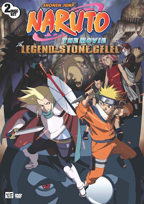 Download Naruto The Movie 2 : Legend of The Stone of Gelel