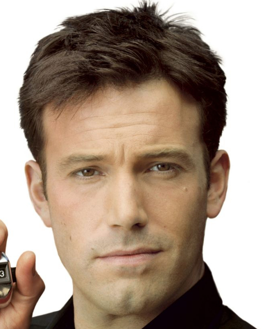 hairstyles mens : Ben Affleck HairStyle (Men HairStyles) - Men Hair Styles Collection
