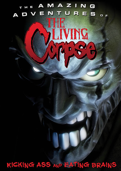Watch The Amazing Adventures of the Living Corpse (2012) Hollywood Movie Online | The Amazing Adventures of the Living Corpse (2012) Hollywood Movie Poster