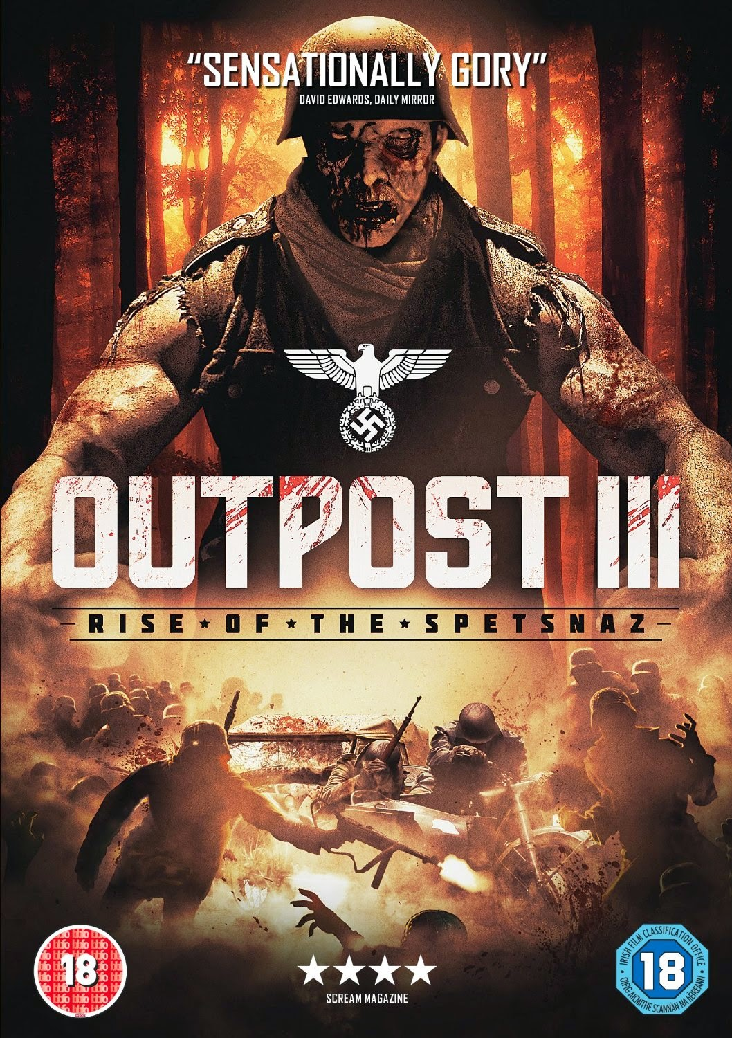 Sự Nổi Dậy Của Spetsnaz|| Outpost: Rise Of The Spetsnaz