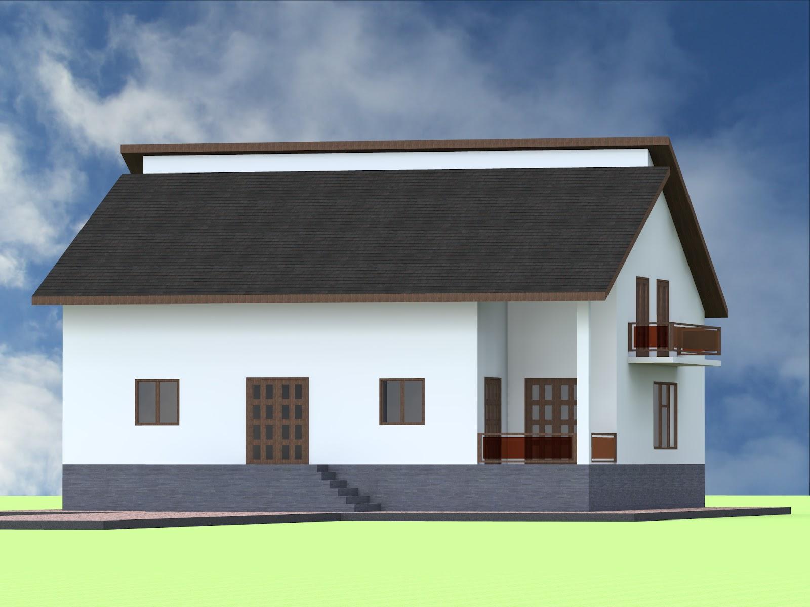 Proiecte constructii for Casa moderna 8
