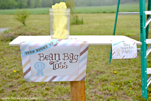 Bonfires and Wine: A Country Fair Carnival Party