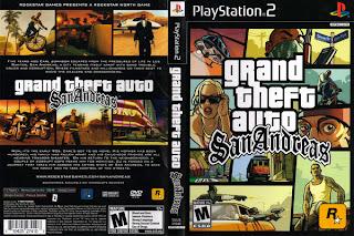 Cheat GTA San Andreas PS2 Lengkap