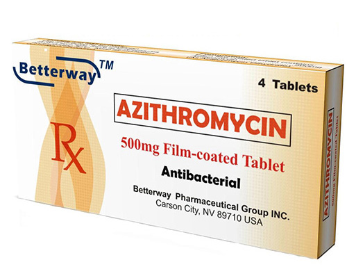 Risk in a capsule - Antibiotic azithromycin - Fitness And