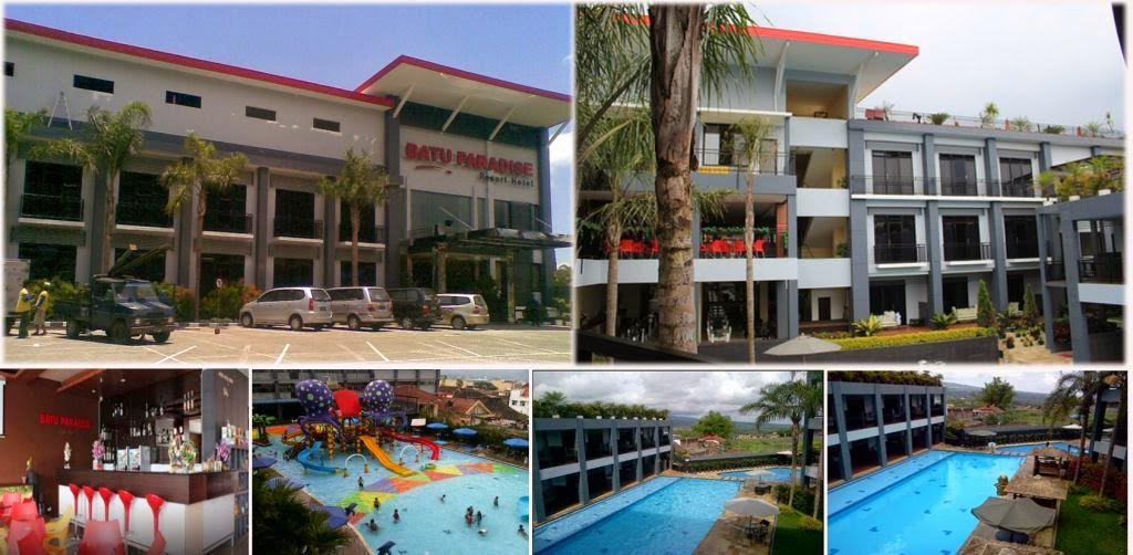Lokasi Hotel Paradise Batu Malang Terletak Di Jl Diponegoro Nomor 6 Berada Yang Sangat Strategis Dan Mudah Diakses