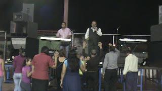 pastor alexis carvajal