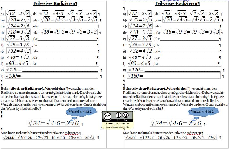 Daumendreher - 45 Minuten Daumendrehen für Mathematiklehrer: Januar 2015