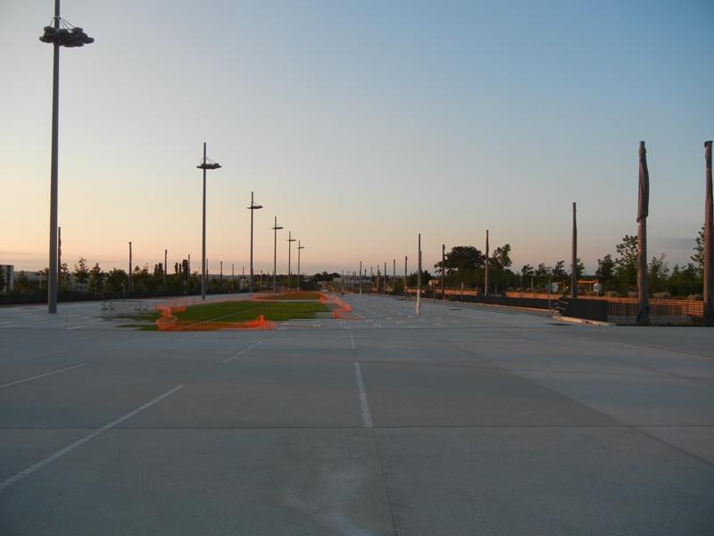 Stadion Stade des Lumières