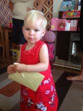 Beautiful Granddaughter Baby Tillie-Belle