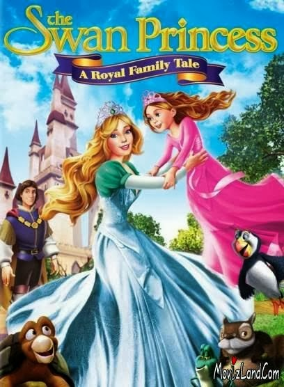 Watch Online The Swan Princess: A Royal Family Tale HD