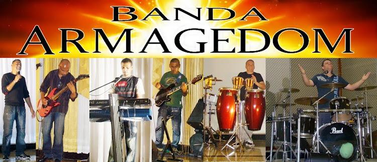 Contatos de Shows Banda Armagedom de São José dos Campos SP