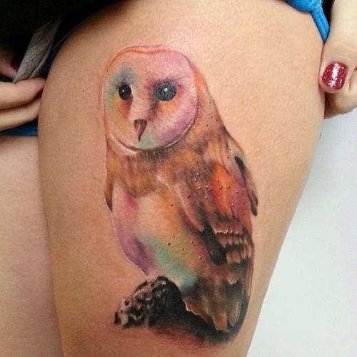 Tatuagens Femininas Coxas