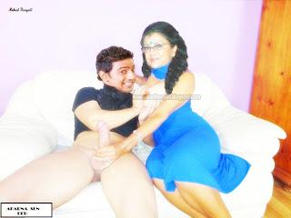Naked Dev & Aparna Sen Doing Bed Sex Photo