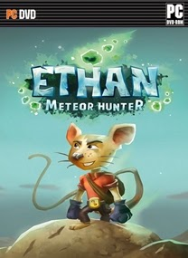 Ethan Meteor Hunter PC Game Coverbox Ethan Meteor Hunter HI2U