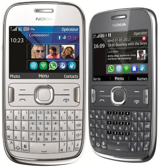 Nokia Asha 302 Ulasan: