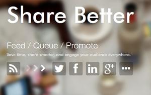 Cara Membagikan Hasil Postingan Blog Ke Akun Jejaring Sosial