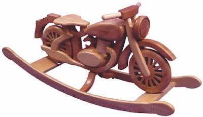 Creative Rocking Horses and Cool Rocking Horse Designs (15) 15