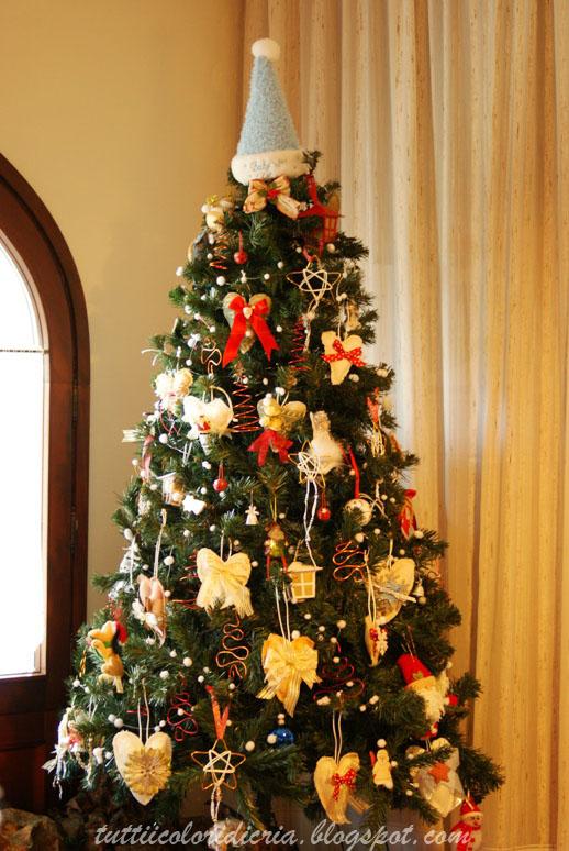 Tutti i colori di cria addobbi natalizi a casa mia - Addobbi di natale in casa ...