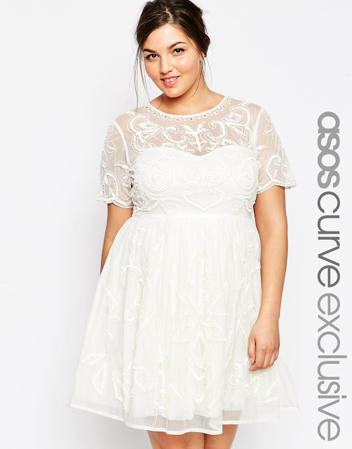 Moda en vestidos de tallas XL