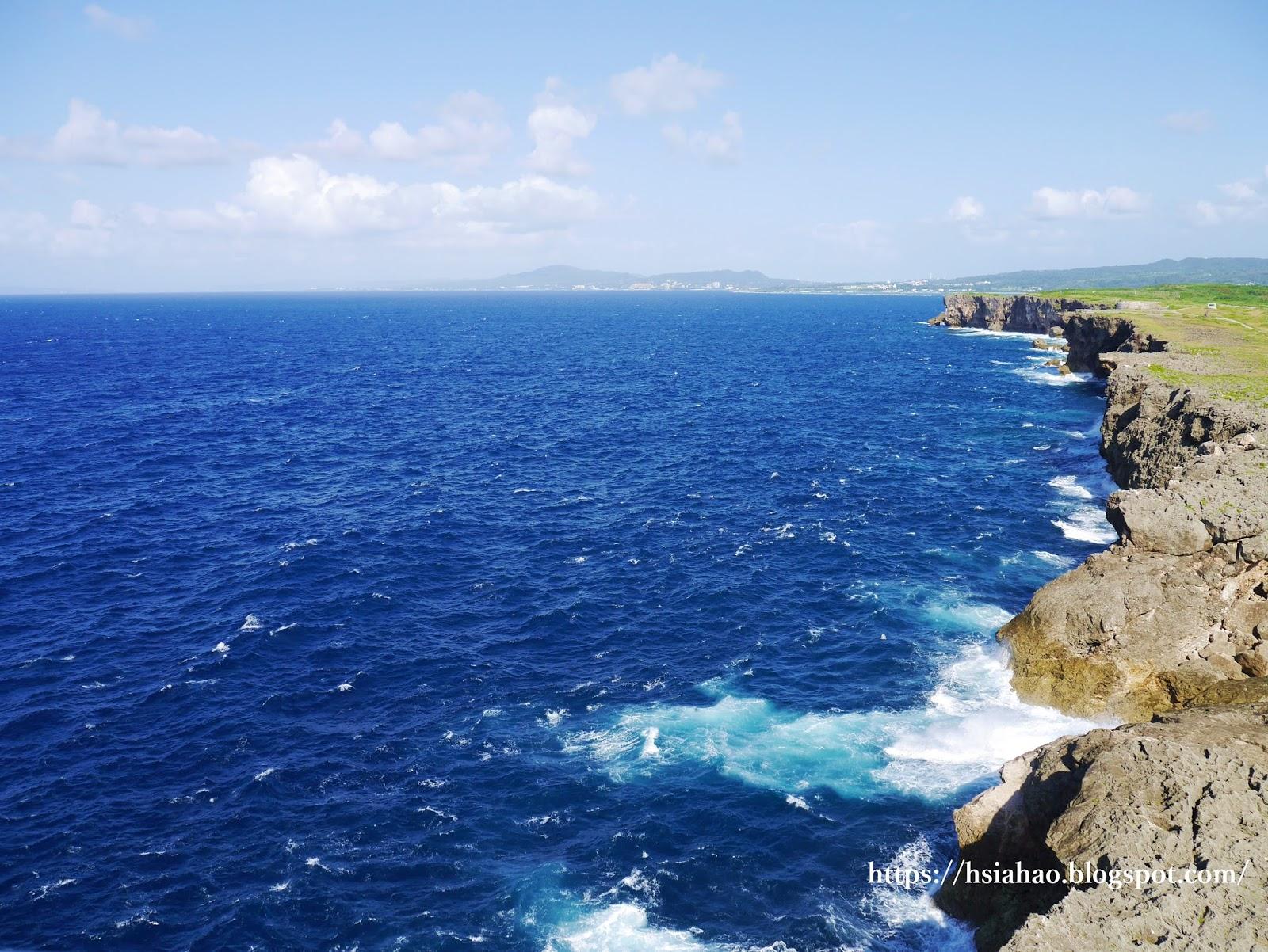 沖繩-景點-推薦-殘波岬-殘波岬燈塔-自由行-旅遊-Okinawa-Zanpa