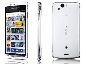 Sony Ericsson Xperia Arc S Rootear