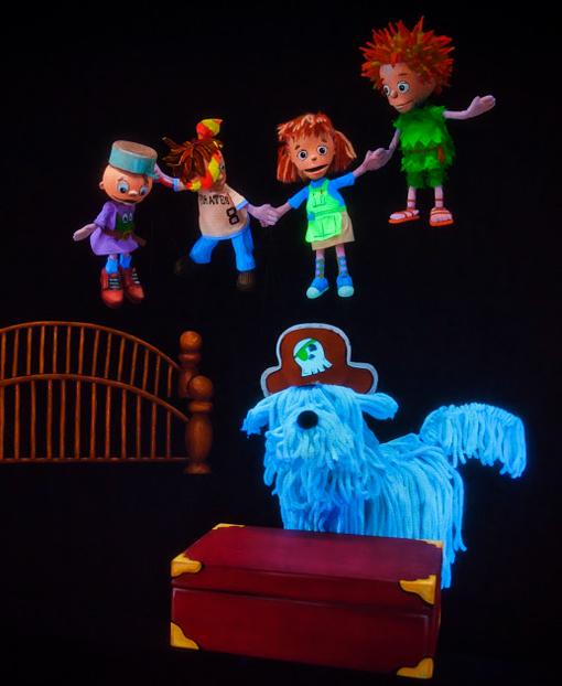 Peter Pan | Center for Puppetry Arts