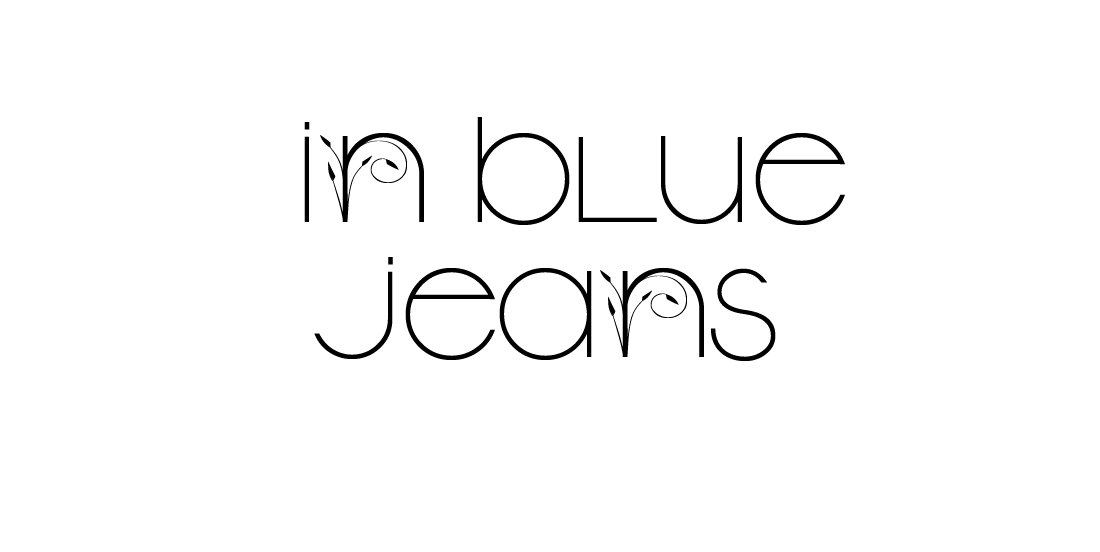 IN BLUE JEANS