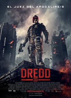 Cartel Dredd, El juez del Apocalipsis (2012)