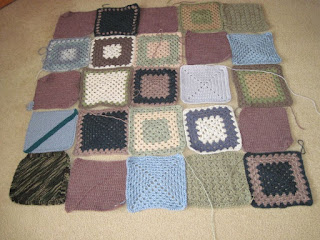 Sand Box Afghan Design