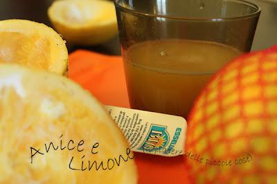 Vitamina C - acido ascorbico - spremuta d'arancia
