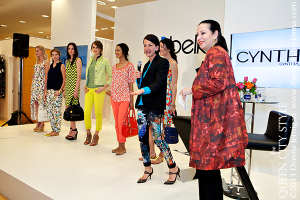 Cynthia Rowley Bonded Pants, Studded Mary Jane's, Belk Girls Night Out, Arlene Goldstein, the Queen City Style, Donna Jernigan Photography, I love You, Silk Scarf Shirt, Charlie 1 Horse Boots