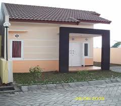 Desain rumah type 36 minimalis
