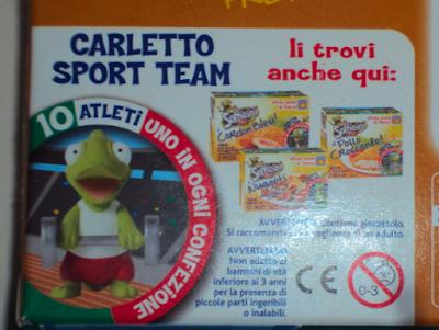 carletti sport sofficini findus
