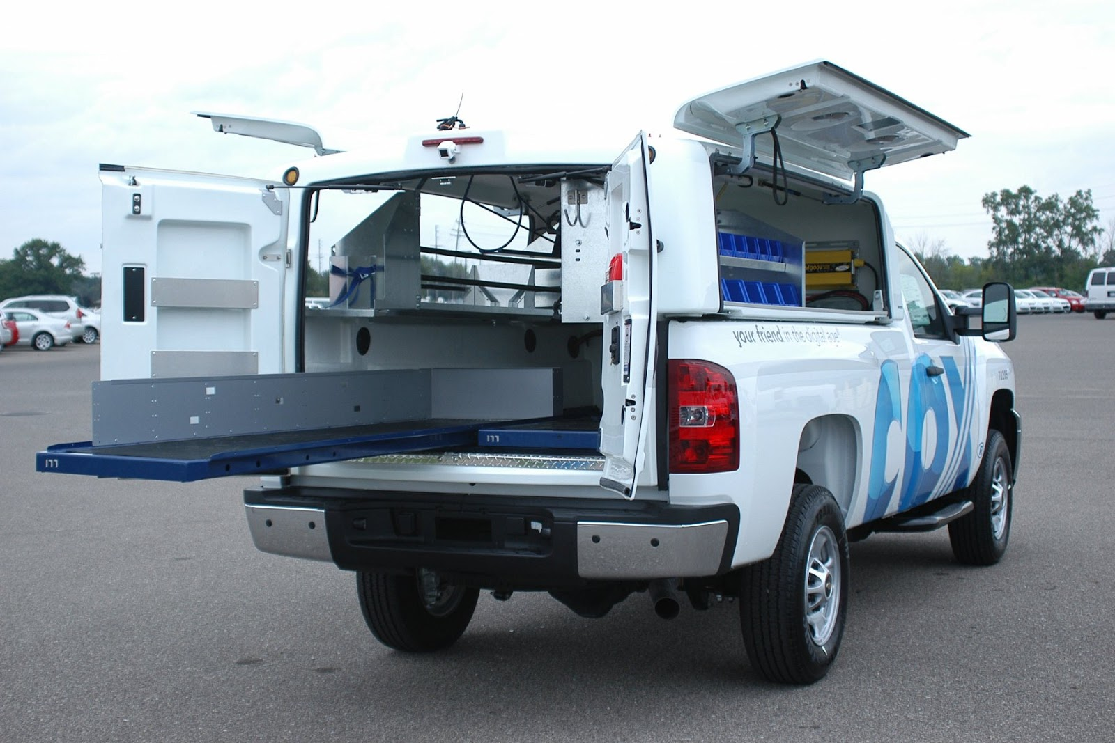 Cox Chevy Used >> Utility Service Truck Tool Box, Utility, Free Engine Image For User Manual Download