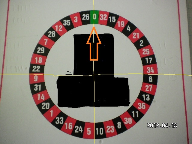 Roulette hot number system