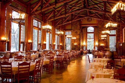 Tinsley Hutson-Wiley Interior Design: The Ahwahnee Hotel